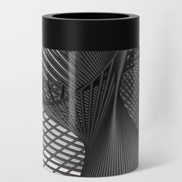 abstract art  Can Cooler