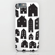 Scandi Houses iPhone 6s Slim Case