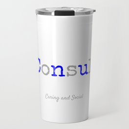 Consul Travel Mug