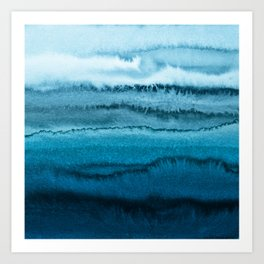WITHIN THE TIDES - CALYPSO Art Print