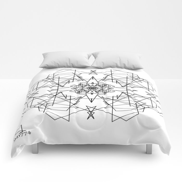 cryptographic # 921774 Comforters