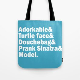 New Girl Squad. Tote Bag