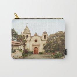 Carmel Mission Carry-All Pouch
