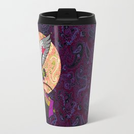 Owl Goes to Eleven Travel Mug
