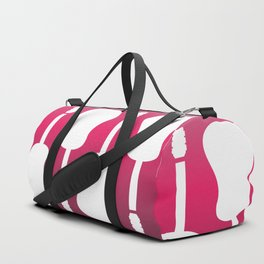 Passionate music lovers Duffle Bag