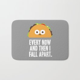Taco Eclipse of the Heart Bath Mat