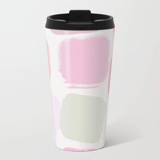 Pastel Metal Travel Mug