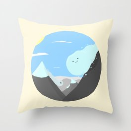 BandNames : The Avalanches Throw Pillow
