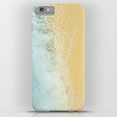 Kite Beach Ocean Splash iPhone 6 Plus Slim Case