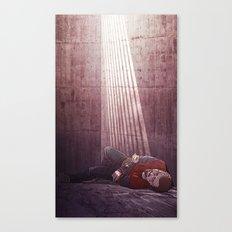 Ten of Swords (Jesse Pinkman - Breaking Bad) Canvas Print