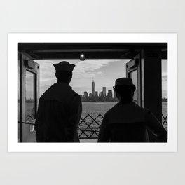 Memorial Day NYC Art Print