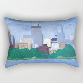 Calhoun Minneapolis Rectangular Pillow
