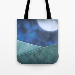 A Moon Filled Night Tote Bag