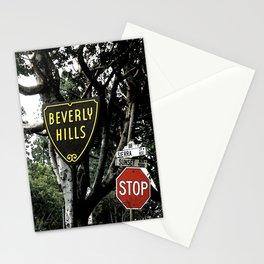 90210 Stationery Cards