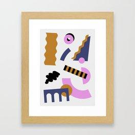 Fall no.1 Framed Art Print