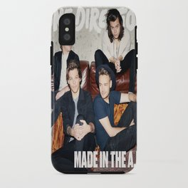 Made in the A.M iPhone Case