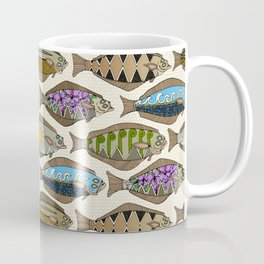 Alaskan halibut pearl Coffee Mug
