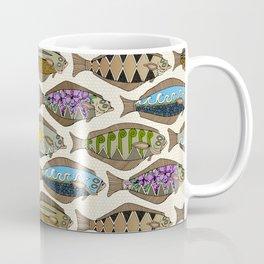 Alaskan halibut pearl Coffee Mug