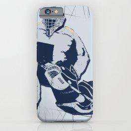 Pro Goalie - Ice Hockey iPhone Case