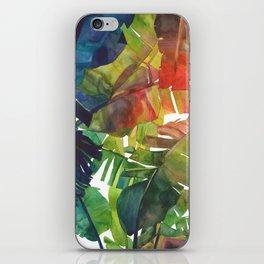 The Jungle vol 5 iPhone Skin