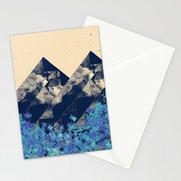 Blue Mountains #society6 #decor #buyart Stationery Cards