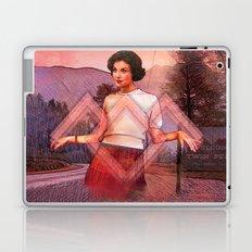 twin peaks Audrey dance Laptop & iPad Skin