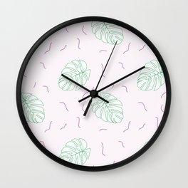 Deliciosa Wall Clock