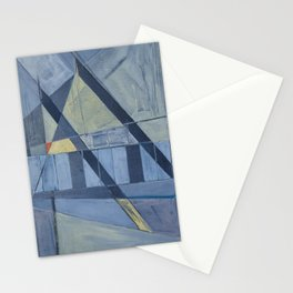 NyM Abstract #4 Stationery Cards