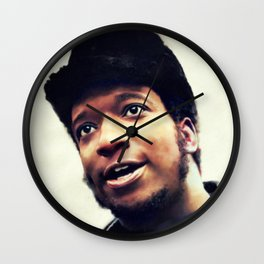 Fred Hampton, Civil Rights Wall Clock