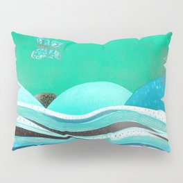 Night fly (of a butterfly) Pillow Sham