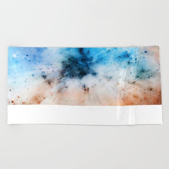 θ Eridanus Beach Towel