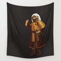 lannister Wall Tapestries featuring Shogun by Horgon