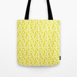 Typography Pattern / Susanne Tote Bag