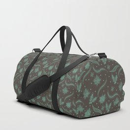 Winter Lace Duffle Bag