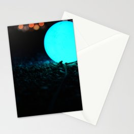Light and Focus (Blue) Stationery Cards