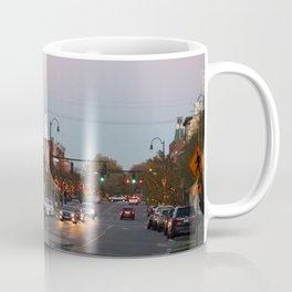 A City Christmas Coffee Mug