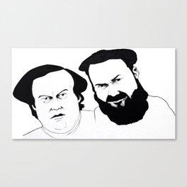 Mulligan and O'Hare Canvas Print
