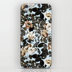 Summer Botanical Garden IV iPhone & iPod Skin