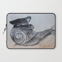 Snails Pace Laptop Sleeve