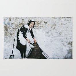 Banksy, Dirty Rug