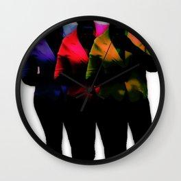 InColour Wall Clock