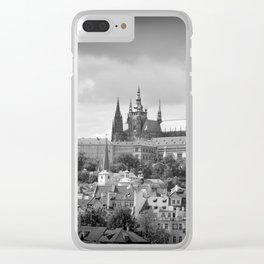 View from Charles Bridge Clear iPhone Case