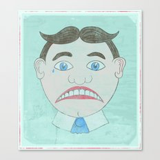 Sad Tillie - Asbury Park, NJ Canvas Print