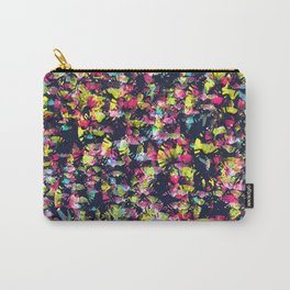 Texture Watercolor Carry-All Pouch