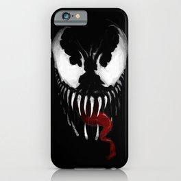 Venom, Spider man Enemie iPhone Case