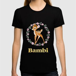 Bambi - Gold T-shirt