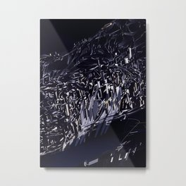 Zaha Hadid - The Peak - 1983 Metal Print
