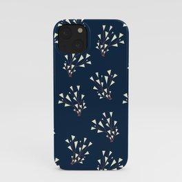 Geometrical plant iPhone Case