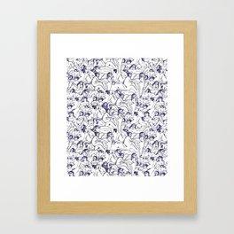 Hedonistic Astrophoria Framed Art Print