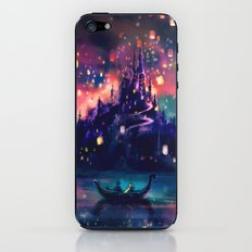 The Lights iPhone Skin